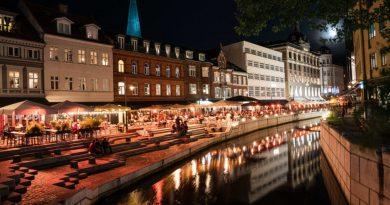 5 storbyer med flot arkitektur
